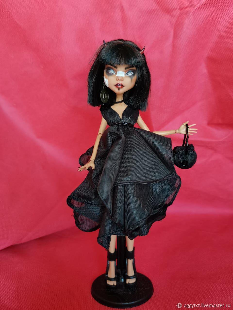 Платье на Monster High/Ever After High, Одежда для кукол, Санкт-Петербург,  Фото №1
