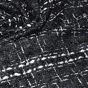 """Материалы для творчества ручной работы. Ярмарка Мастеров - ручная работа Костюмная ткань """"CHANEL"""", Италия. Handmade."""