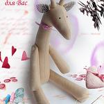 Игрушки зверушки и прочие - Ярмарка Мастеров - ручная работа, handmade