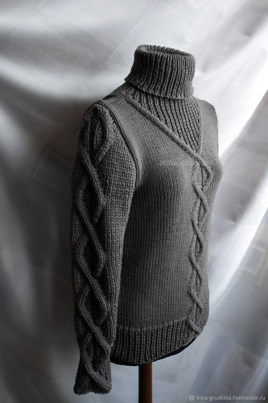 A sweater under the vest, Sweaters, Lomonosov,  Фото №1