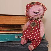 Мишки Тедди ручной работы. Ярмарка Мастеров - ручная работа Мишка тедди Веня. Handmade.