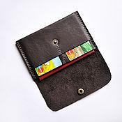 Сумки и аксессуары handmade. Livemaster - original item cardholders, wallet, passport, documents. Handmade.