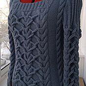 """Одежда ручной работы. Ярмарка Мастеров - ручная работа Пуловер """" Модный стиль"""". Handmade."""