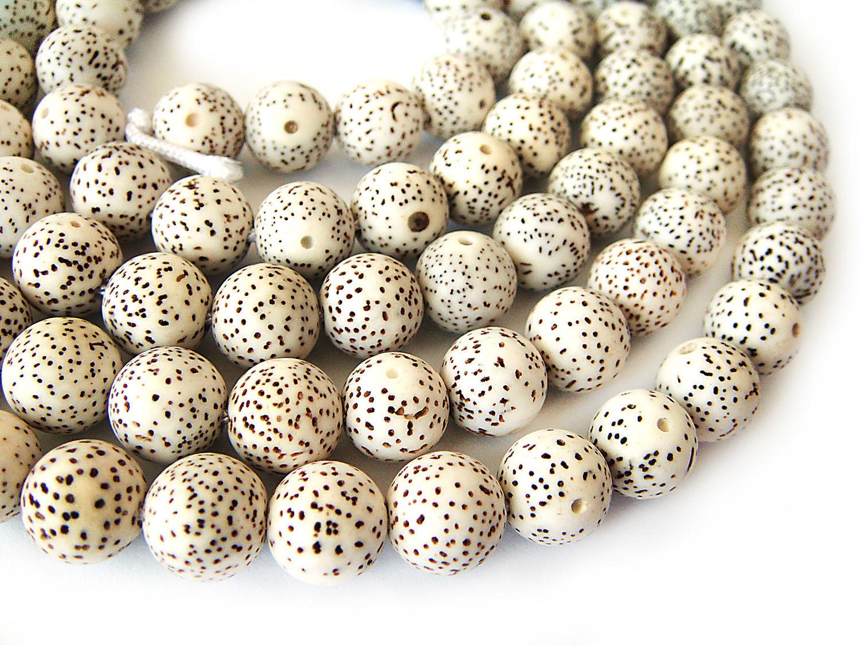 браслет из семян лотоса