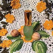 """Косметика ручной работы. Ярмарка Мастеров - ручная работа """" Липовый цвет """" духи и твердые духи. Handmade."""