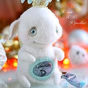 """Куклы и игрушки ручной работы. Ярмарка Мастеров - ручная работа """"Шепот звезд"""" Космик. Handmade."""