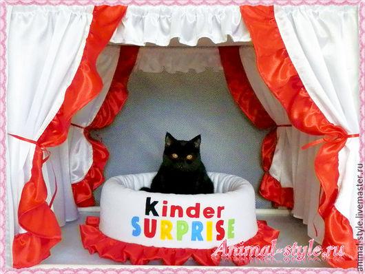 `Kinder Surprise` Оформление для выставочной палатки