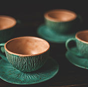 Про чаепитие лесных фей