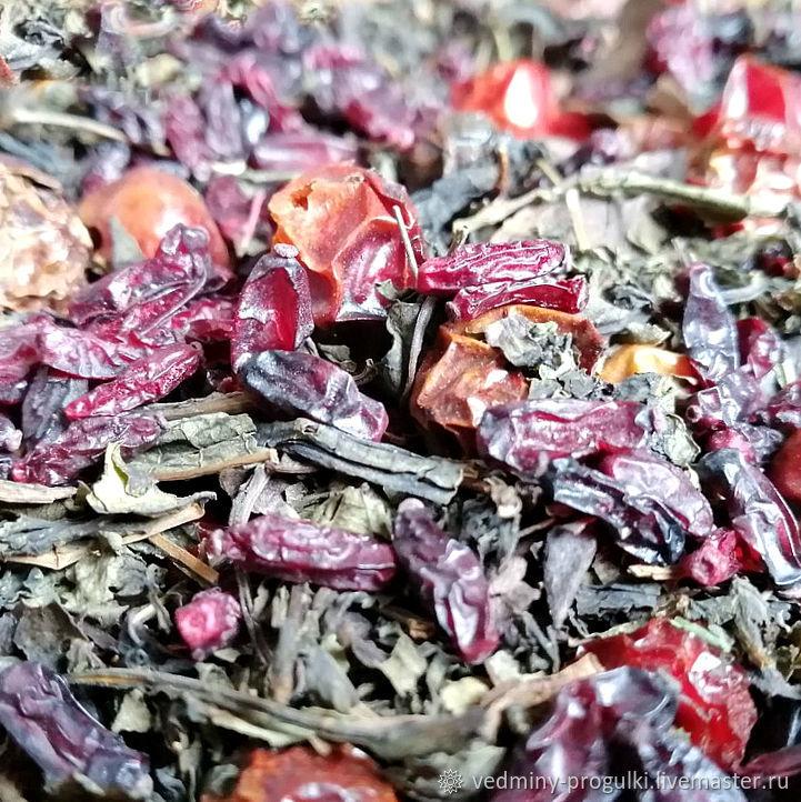 Таёжный чай с шиповником и барбарисом, Кулинарные сувениры, Омск,  Фото №1