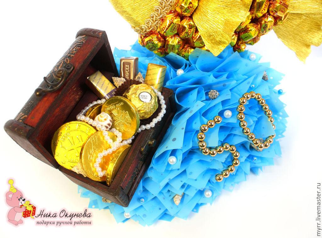 Подарки к крупным юбилеям