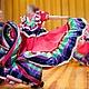 Танцевальные костюмы ручной работы. Национальный танец. Мексика.. Elef. Ярмарка Мастеров. Народный костюм