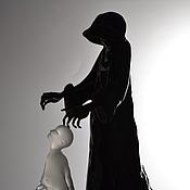 Для дома и интерьера ручной работы. Ярмарка Мастеров - ручная работа Девушка и смерть. Handmade.