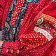 """Платье-рубаха для девочки лоскутное хлопок """"Обережное"""", Народные костюмы, Нижний Новгород,  Фото №1"""