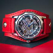 Украшения handmade. Livemaster - original item watches: Bohemia Red. Handmade.