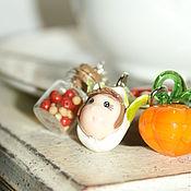 """Подарки к праздникам ручной работы. Ярмарка Мастеров - ручная работа """"Кухонная Фея"""" закладка для кулинарной книги рецептов. Handmade."""
