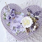 Свадебный салон ручной работы. Ярмарка Мастеров - ручная работа Свадебный альбом в форме сердца. Handmade.