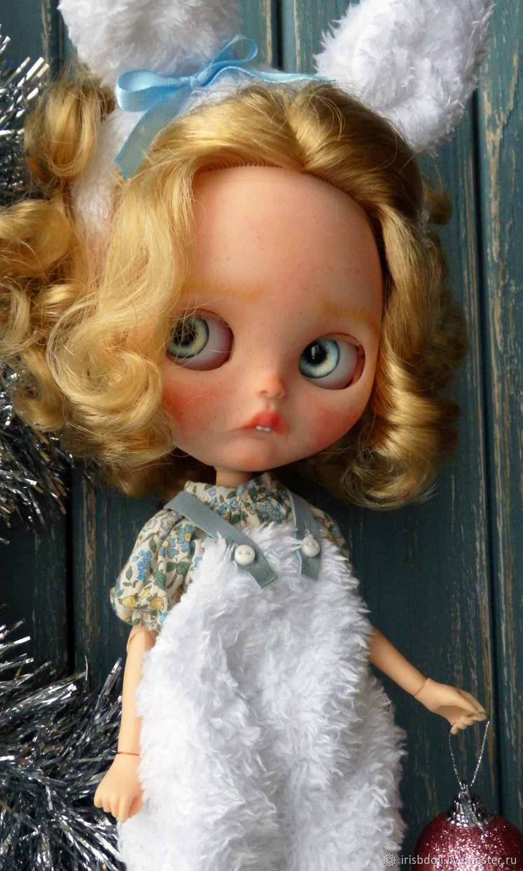 Blythe Doll Honey Bunny, Custom, Novomoskovsk,  Фото №1