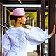 Блузки ручной работы. Ярмарка Мастеров - ручная работа. Купить Рукав-парус - хлопковая блузка. Handmade. Белый, блузка из хлопка