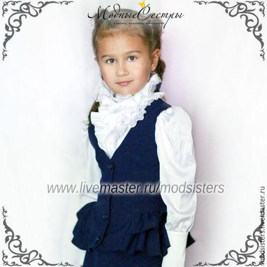 Одежда для девочек, ручной работы. Ярмарка Мастеров - ручная работа. Купить Школьная форма Арт.014. Handmade. Школьная форма
