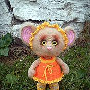 Куклы и игрушки handmade. Livemaster - original item Mouse Masha. Handmade.