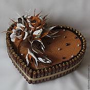 Расширение шоколадный торт из конфет чаще всего возникает