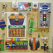 Куклы и игрушки handmade. Livemaster - original item Develop Board Module is a