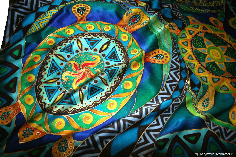 купить шелковый платок екатеринбург