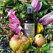 Косметика ручной работы handmade. Livemaster - original item Rejuvenating Apple, oily and combination of plants. Handmade.