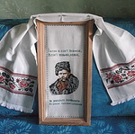 вышивка,вязание от Ольги. (nmvq) - Ярмарка Мастеров - ручная работа, handmade