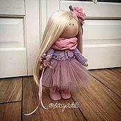 Куклы и игрушки ручной работы. Ярмарка Мастеров - ручная работа Кукольная Нежность. Handmade.