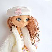 Куклы и игрушки ручной работы. Ярмарка Мастеров - ручная работа Интерьерная кукла Катюша. Handmade.