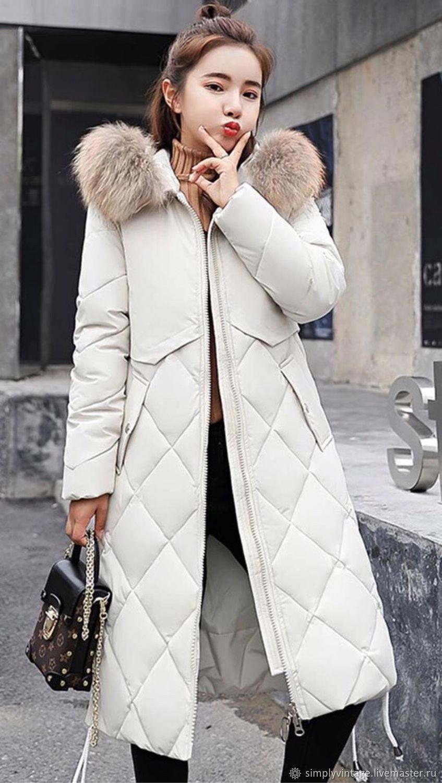 Винтаж: Куртка зимняя, размер 42-44, Одежда винтажная, Рязань,  Фото №1