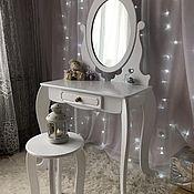 Столы ручной работы. Ярмарка Мастеров - ручная работа Туалетный столик. Handmade.