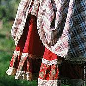 Одежда ручной работы. Ярмарка Мастеров - ручная работа Юбка бохо № 1. Handmade.