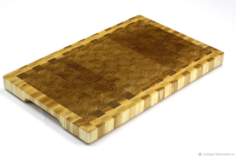 End cutting Board №93, Cutting Boards, Orekhovo-Zuyevo,  Фото №1