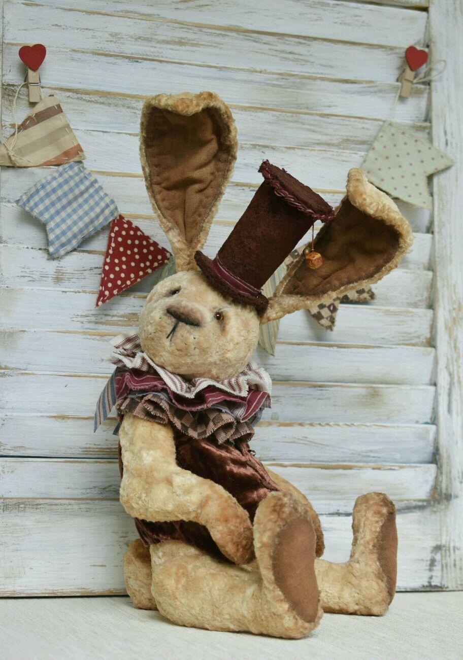 Teddy Roger rabbit, Teddy Toys, Nizhny Novgorod,  Фото №1