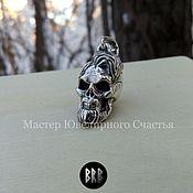 "Украшения handmade. Livemaster - original item Талисман ""Бессмертный Викинг"" серебро 925пр. Handmade."