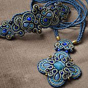 Украшения handmade. Livemaster - original item Soutache kit