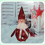 Куклы и игрушки ручной работы. Ярмарка Мастеров - ручная работа Дед Мороз и его Помощники. Handmade.