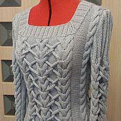 """Одежда ручной работы. Ярмарка Мастеров - ручная работа Пуловер """"Модный стиль"""" №2. Handmade."""