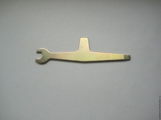 Вязание ручной работы. Ярмарка Мастеров - ручная работа. Купить Ключ из набора НФ  BROTHER. Handmade. Золотой, класс 5