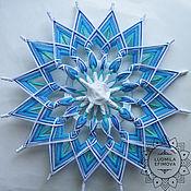 Фен-шуй и эзотерика ручной работы. Ярмарка Мастеров - ручная работа Мандалы плетёные. Handmade.
