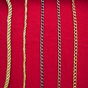 Материалы для творчества ручной работы. Ярмарка Мастеров - ручная работа Шнуры и цепочки для дароносиц. Handmade.