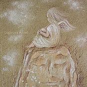 Картины и панно ручной работы. Ярмарка Мастеров - ручная работа Маленький защитник. Handmade.