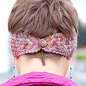 Аксессуары ручной работы. Ярмарка Мастеров - ручная работа WEAWE повязка на голову. Handmade.