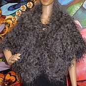 handmade. Livemaster - original item Uryupinsk Down scarf, poluchiloc selected goat down. Handmade.