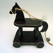 handmade. Livemaster - original item Horse for dolls in the range. Handmade.