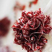 Для дома и интерьера ручной работы. Ярмарка Мастеров - ручная работа Новогодние украшения - набор шаров в технике косудама. Handmade.