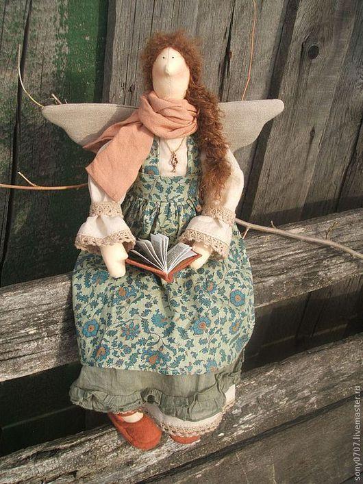 Куклы Тильды ручной работы. Ярмарка Мастеров - ручная работа. Купить Анфиса - будущая актриса. Handmade. Бохо, эксклюзивный подарок