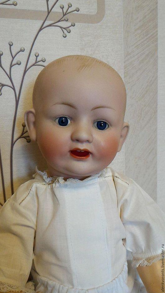 Винтажные куклы и игрушки. Ярмарка Мастеров - ручная работа. Купить РЕДКАЯ Старинная антикварная кукла Franz Schmidt. Handmade. Композит
